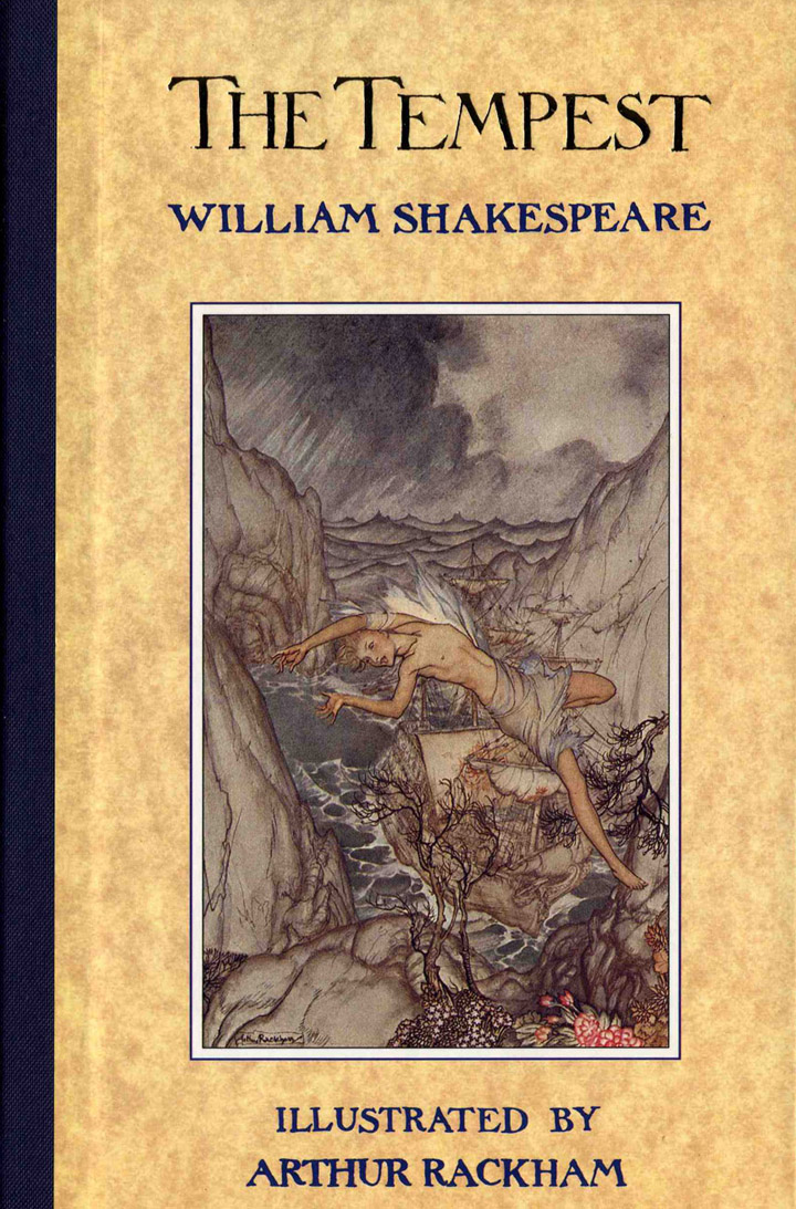 The-Tempest Top 10 Best Shakespearean Plays