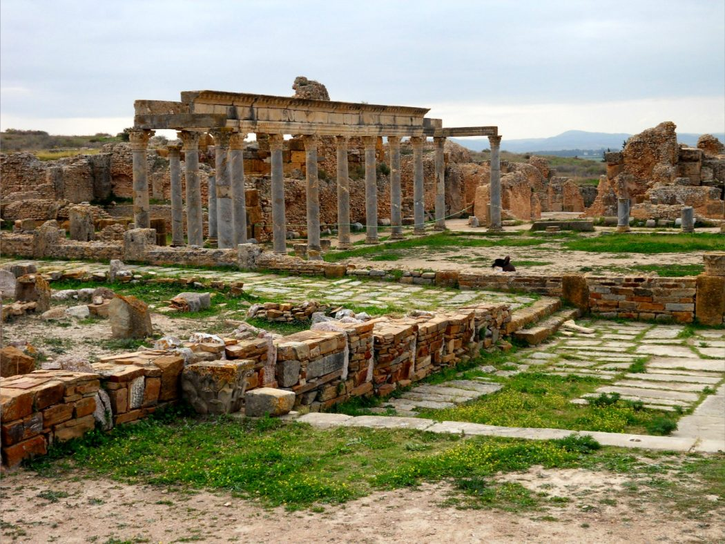Thurburbo_Maius Top 10 Most Ancient Cities in Arabic Countries