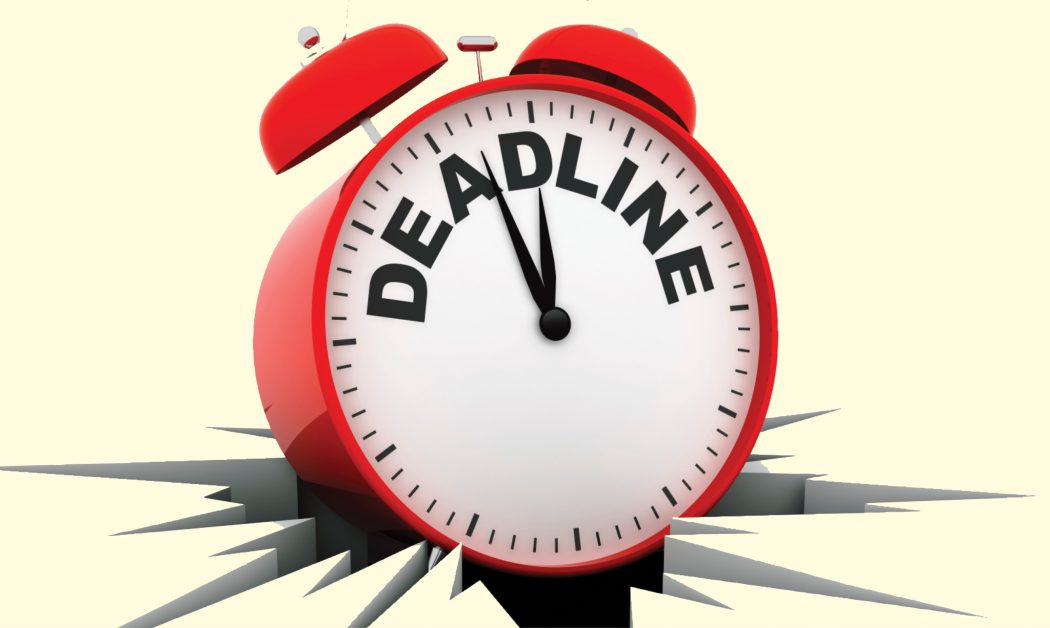 Top 10 Ways Of Managing Deadlines