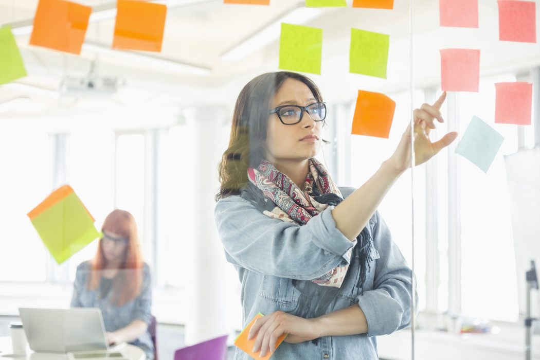 bigstock-Creative-businesswoman-reading-74819707 Top 10 Ways to Maintain Your Focus