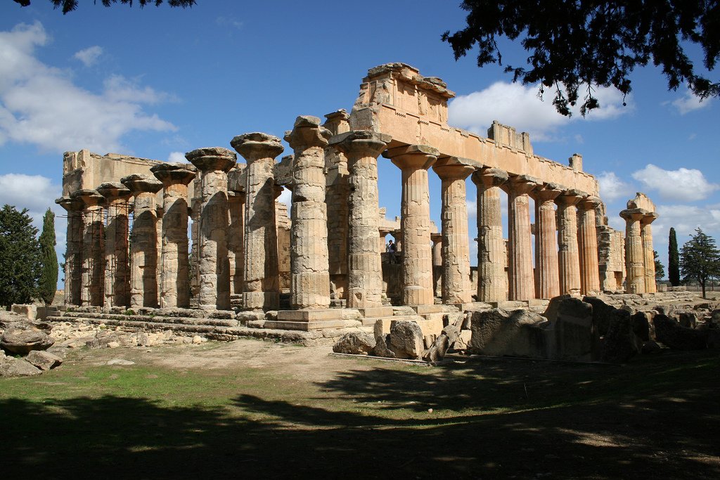 cyrene_3 Top 10 Most Ancient Cities in Arabic Countries