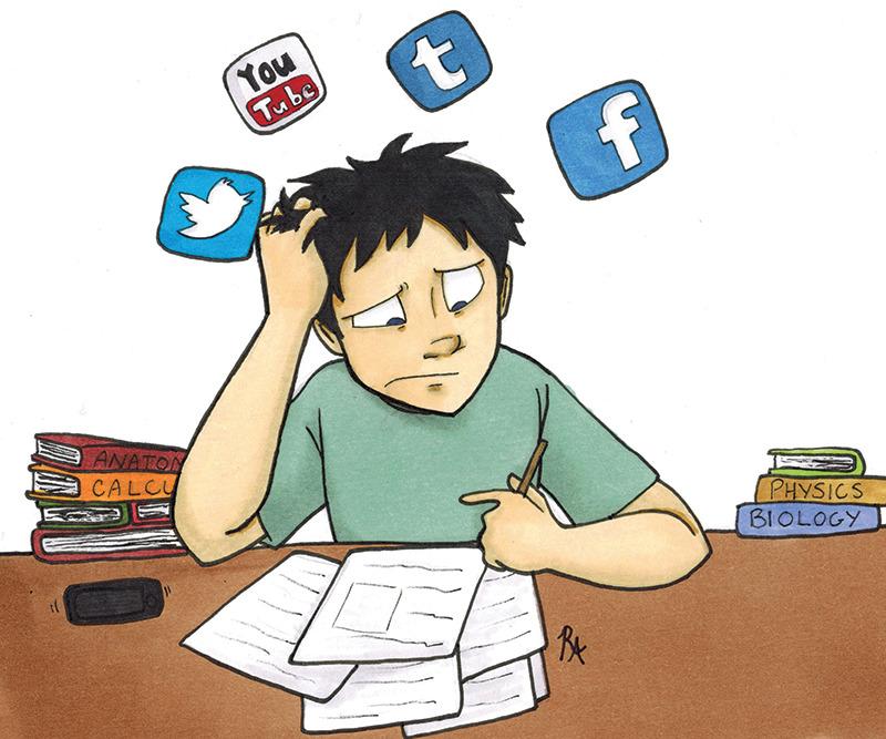 distractions Top 10 Ways of Managing Deadlines