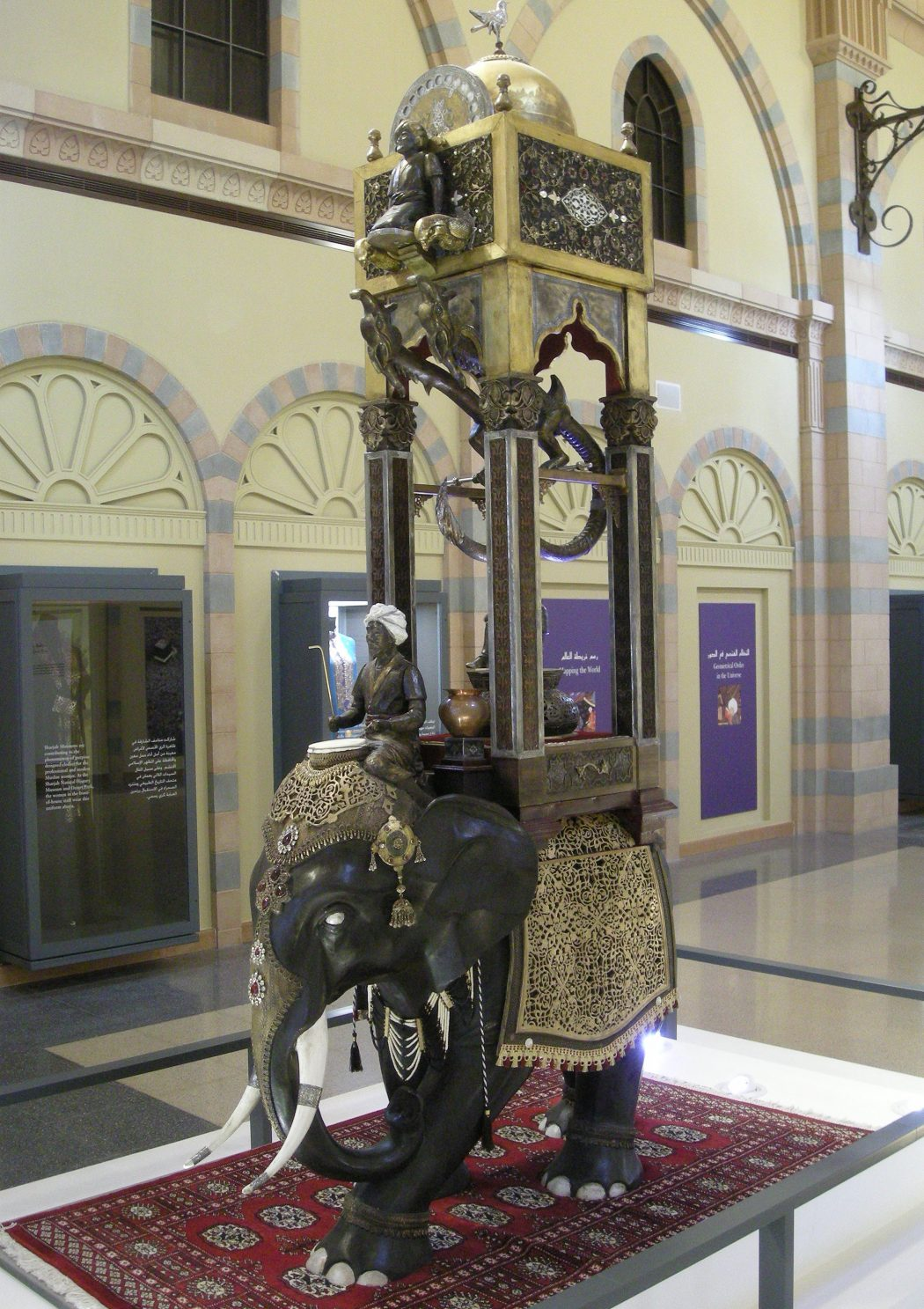 elephant-water-clock Top 10 Muslim Inventions