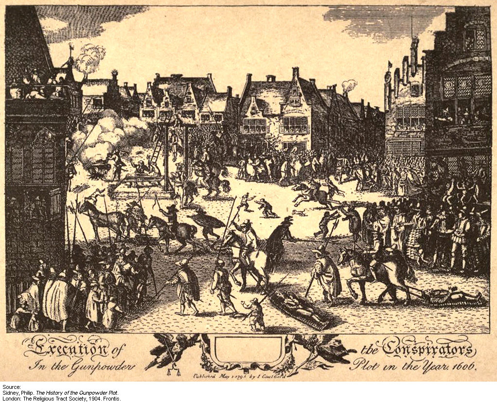 gunpowderexec1 Top 10 Most Important Events In The European History