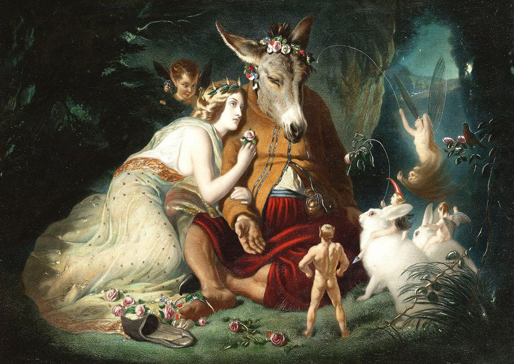 landseer-sir-edwin-scene-from-shakespeare-s-a-midsummer-night-s-dream.-titania-and-bottom.-fine-art-print-poster.-sizes-a4-a3-a2-a1-00117-9293-p Top 10 Best Shakespearean Plays