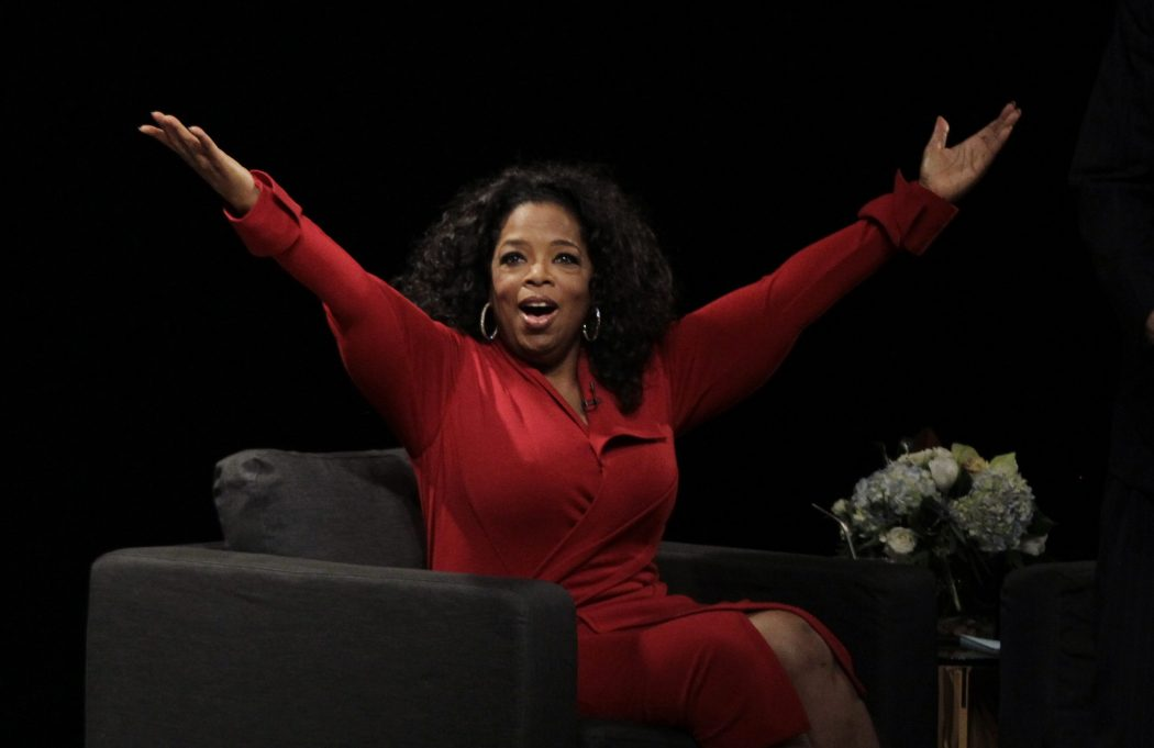 oprah-winfrey-2013 Outdoor Corporate Events and The Importance of Having Canopy Tents