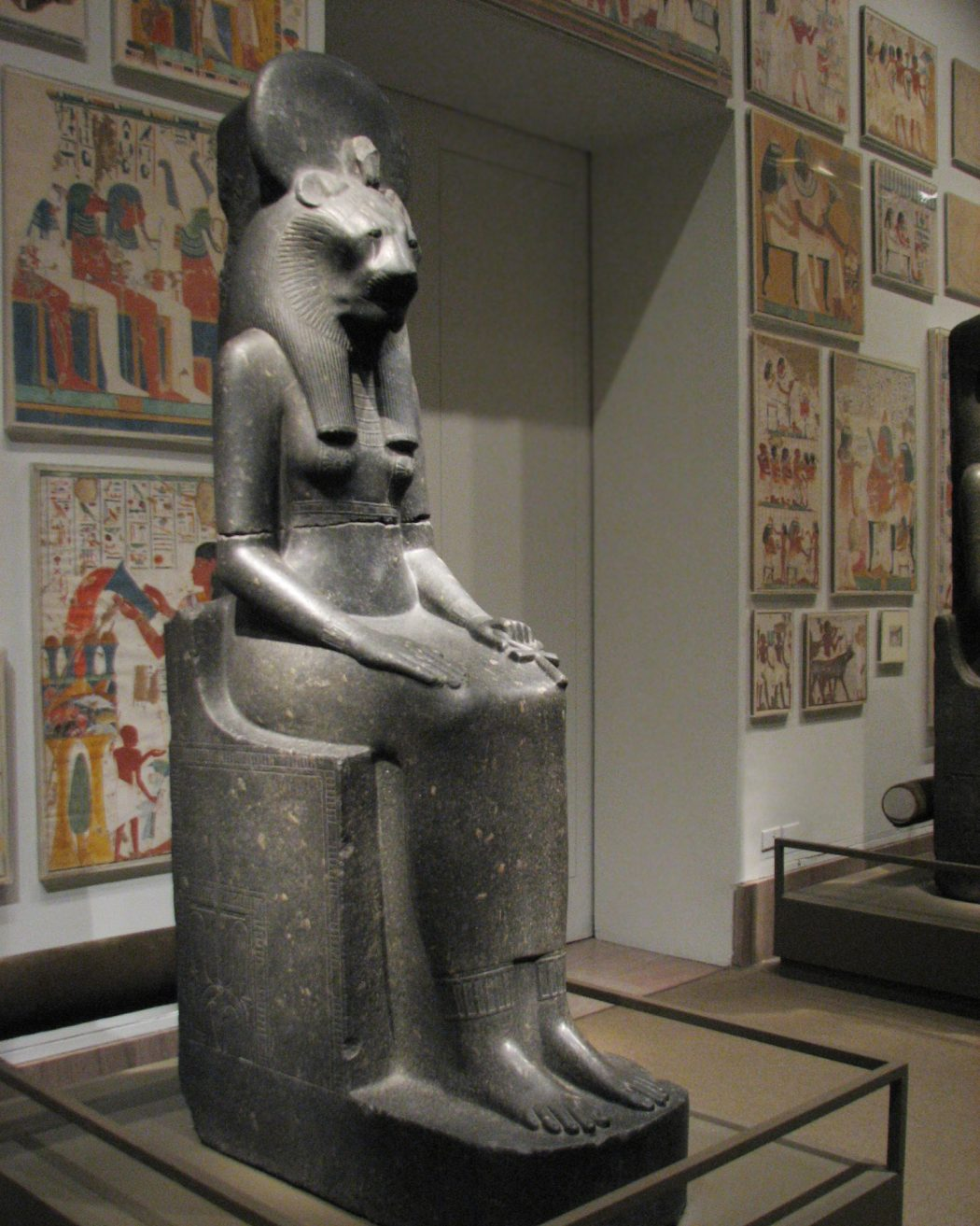 sekhmet2-la Top 10 Most Famous Ancient Egyptian Goddesses in the Pharaohs History