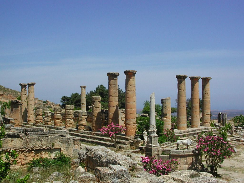templeofapollogood2 Top 10 Most Ancient Cities in Arabic Countries