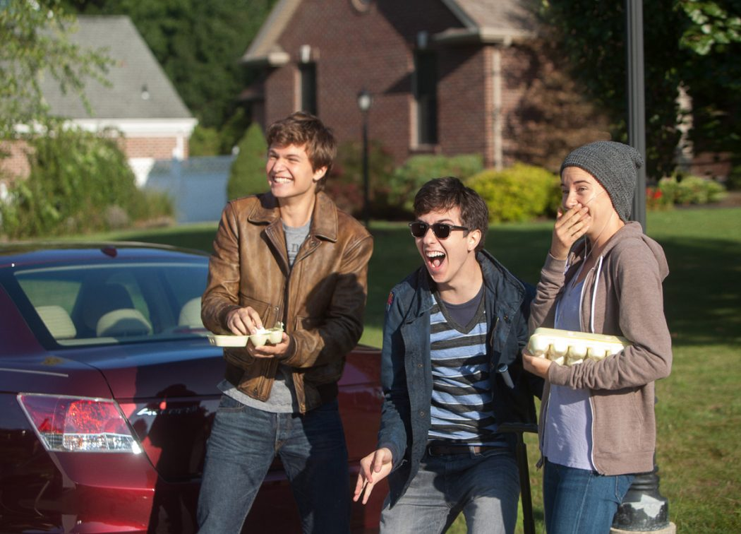 the-fault-in-our-stars-nat-wolff-shailene-woodley-ansel-elgort-600x432 Top 10 things You Should Know about The Fault in Our Stars