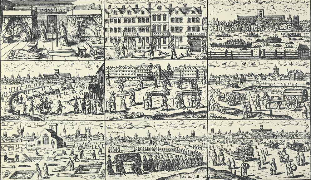 the-plague_image-musuem-of-london Top 10 Most Important Events In The European History