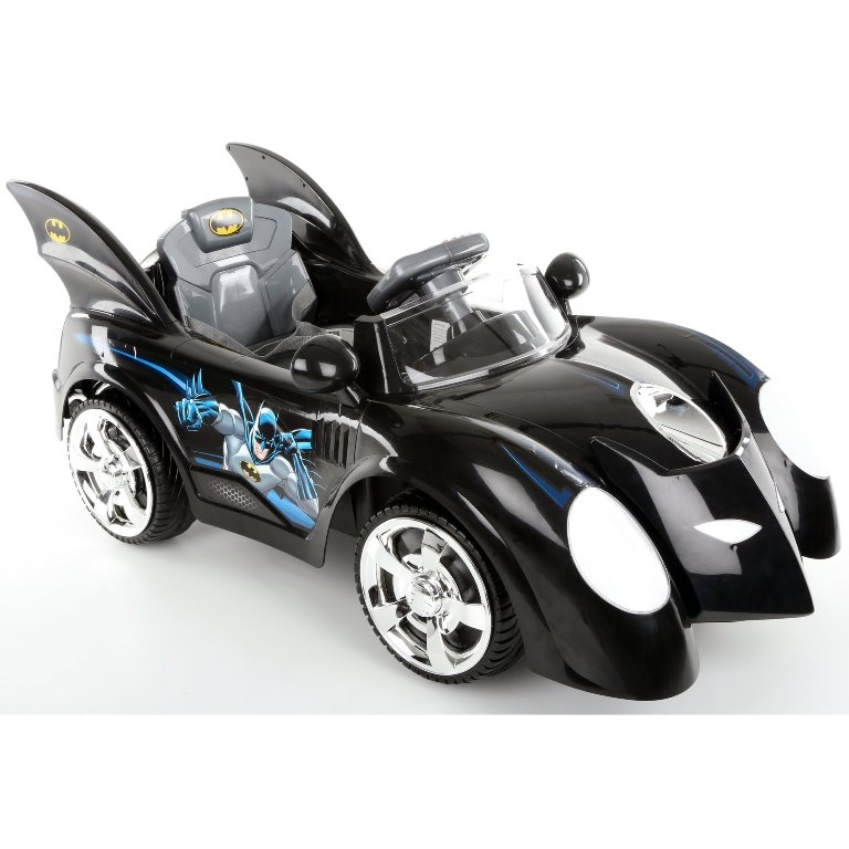 Batman-6V-Battery-Powered-Batmobile 24+ Must Have Christmas Toys for Children in 2019