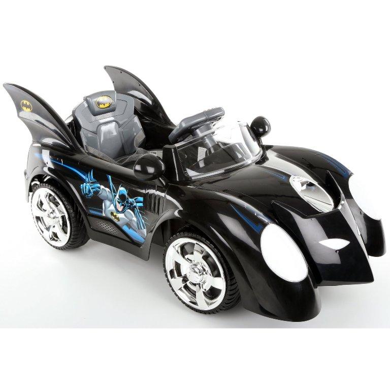 Batman-6V-Battery-Powered-Batmobile 24+ Must Have Christmas Toys for Children in 2020