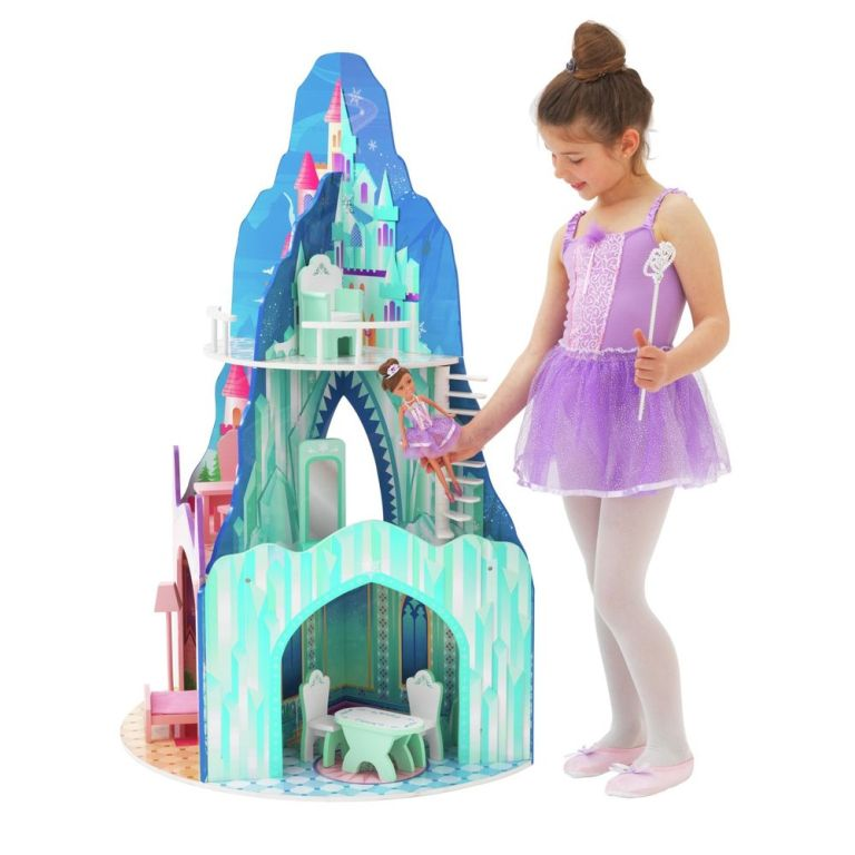 Chad-Valley-3-Storey-Summer-Winter-Dolls-House 24+ Must Have Christmas Toys for Children in 2019