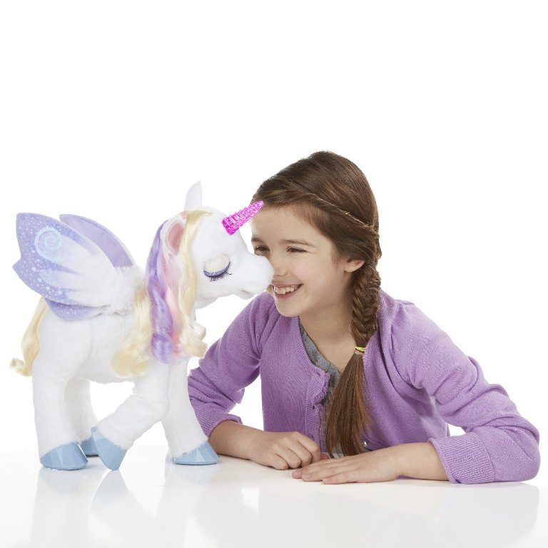 FurReal-Friends-Starlily-My-Magical-Unicorn 24+ Must Have Christmas Toys for Children in 2018-2019