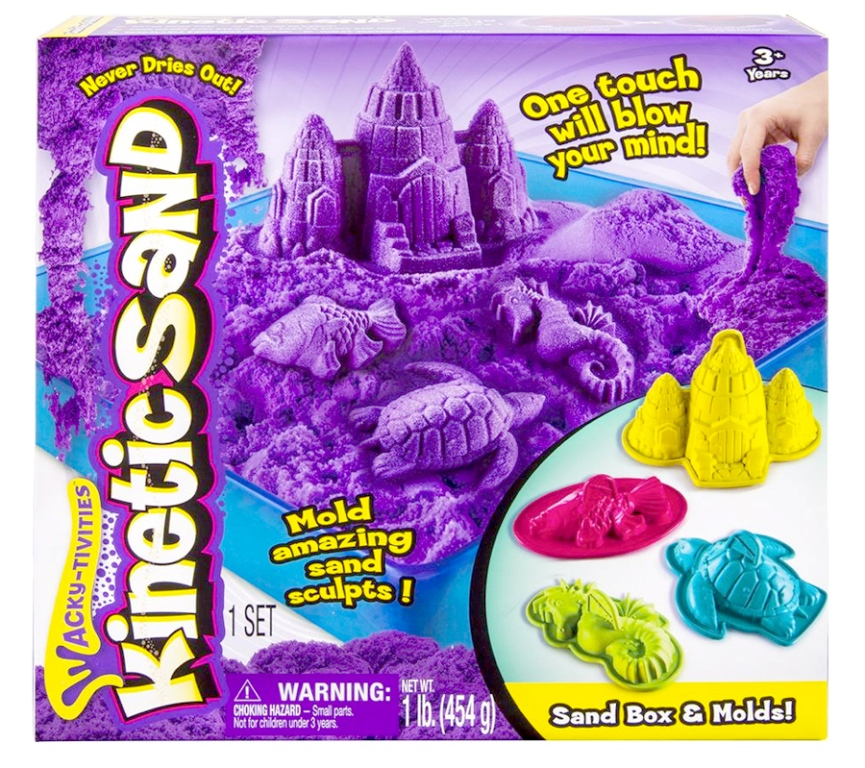 Kinetic-Sand 24+ Must Have Christmas Toys for Children in 2018-2019