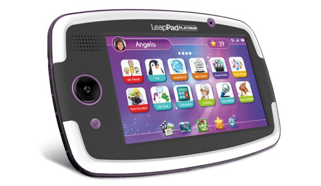 Leappad-Platinum 24+ Must Have Christmas Toys for Children in 2018-2019