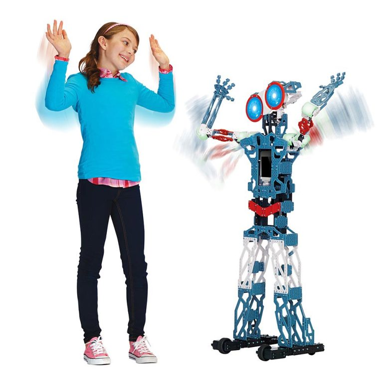 Meccanoid-G15-KS-Robot 24+ Must Have Christmas Toys for Children in 2018-2019