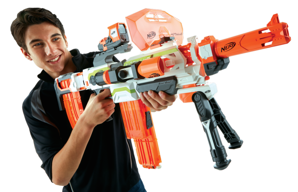 Nerf-Modulus 24+ Must Have Christmas Toys for Children in 2018-2019