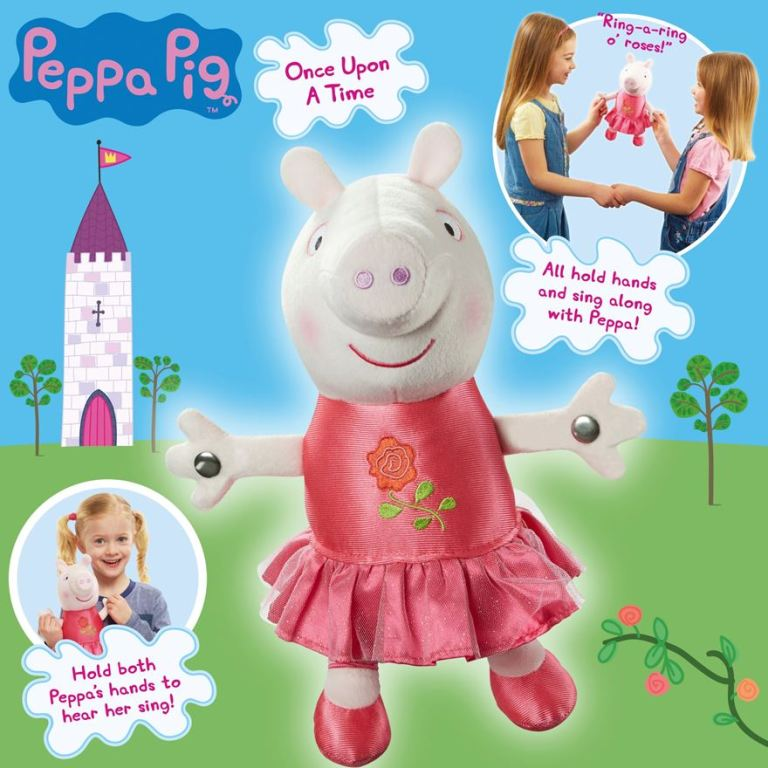 Peppa-Pig 24+ Must Have Christmas Toys for Children in 2018-2019