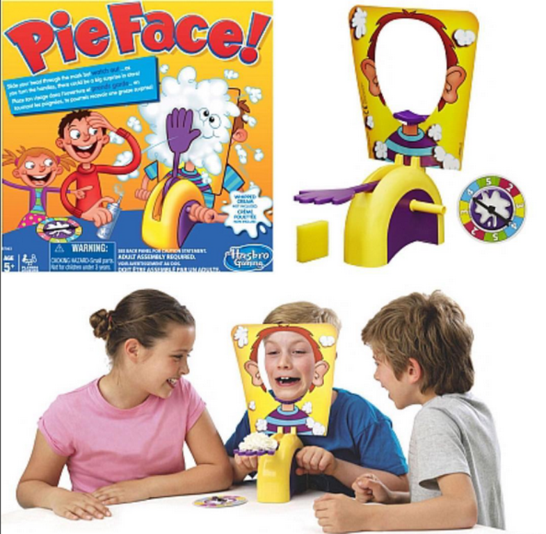 Pie-Face 24+ Must Have Christmas Toys for Children in 2018-2019