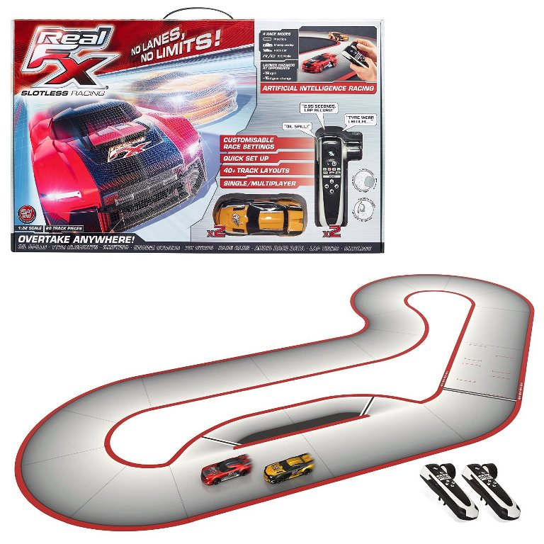Real-FX-Race-Cars-with-Artificial-Intelligence 24+ Must Have Christmas Toys for Children in 2020