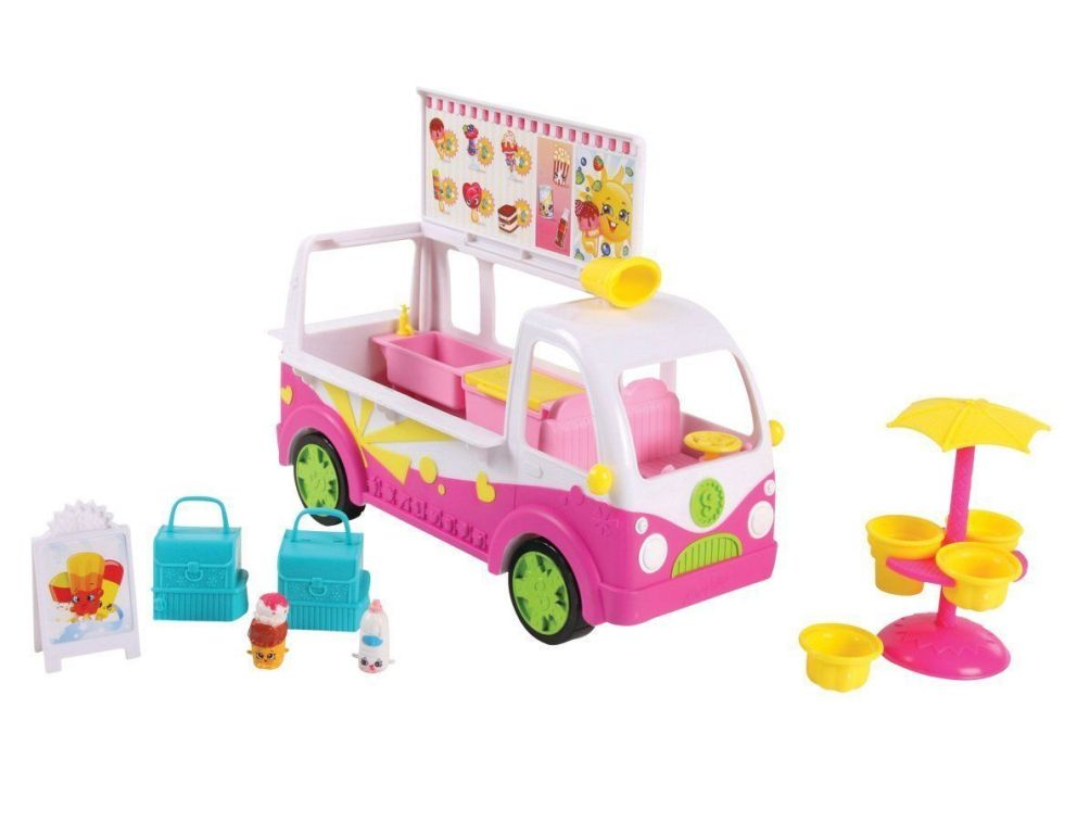 Shopkins-Scoops-Ice-Cream-Truck 24+ Must Have Christmas Toys for Children in 2019
