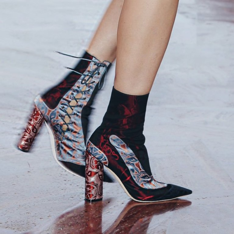 ankle-booties-1 The Latest Shoe Trends for Women in 2016