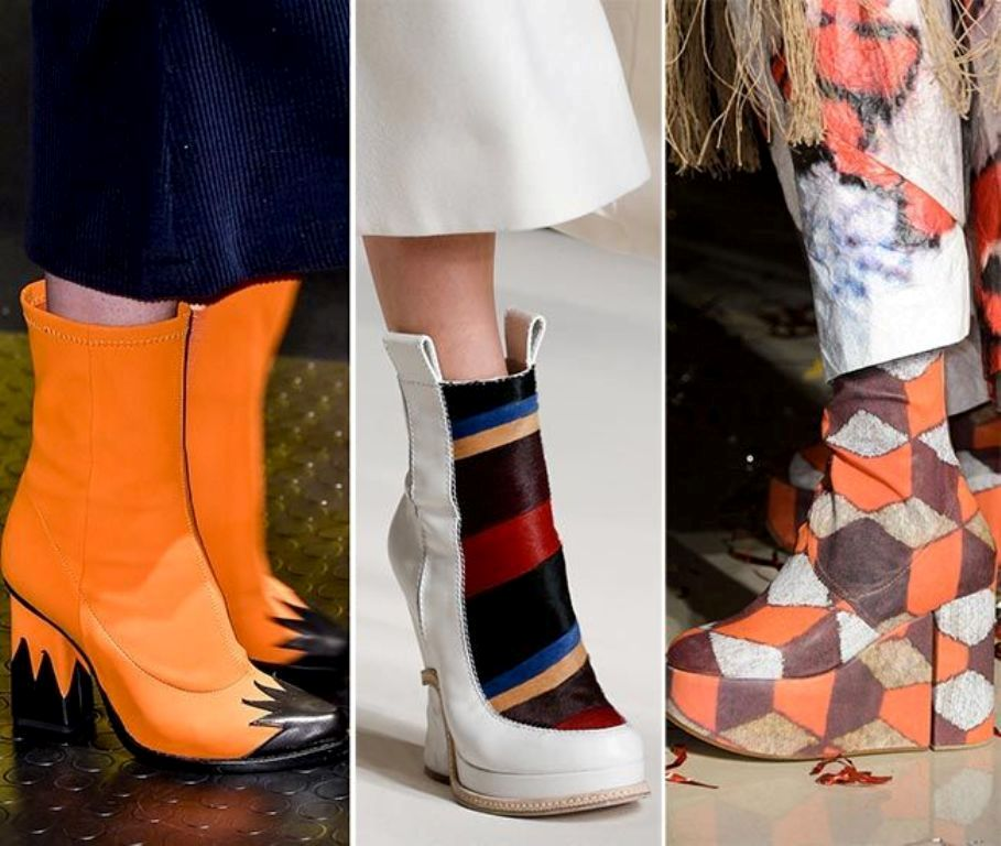 ankle-booties-3 Best 16 Shoes Trends for Women