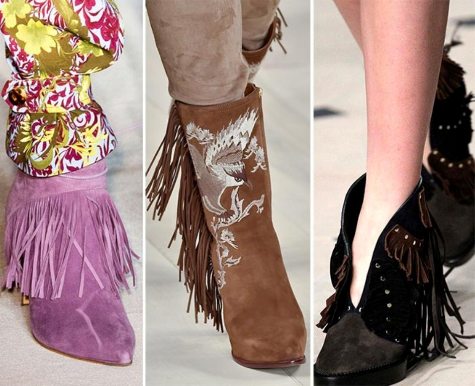 ankle-booties-4 The Latest Shoe Trends for Women in 2016