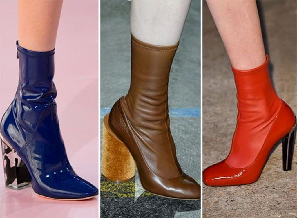 ankle-booties-6 The Latest Shoe Trends for Women in 2016