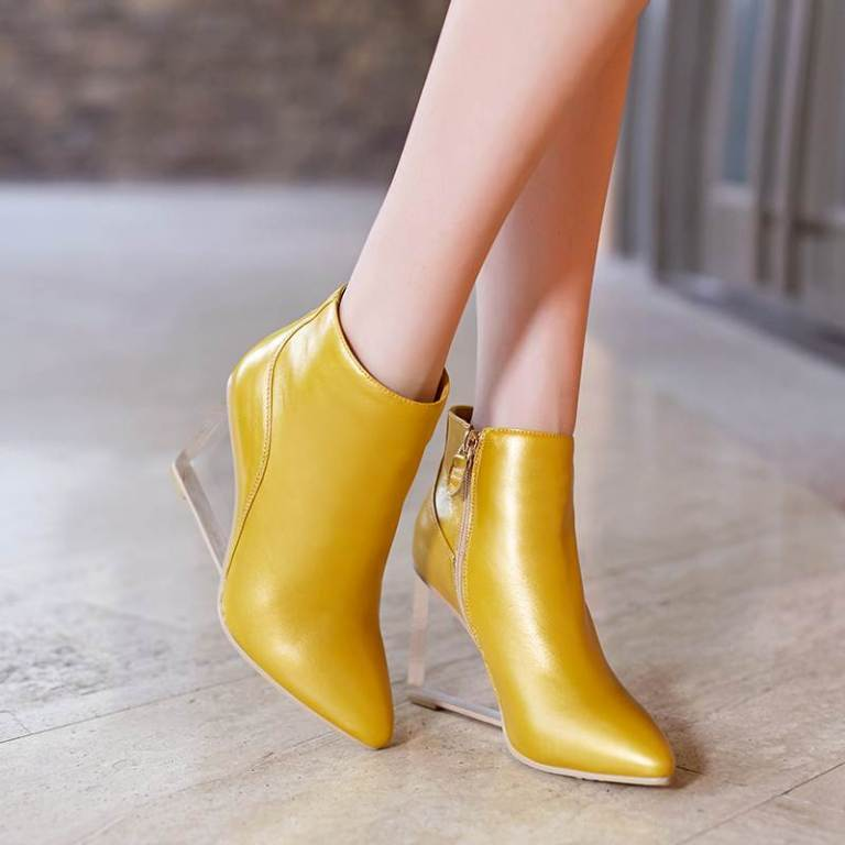 ankle-booties Best 16 Shoes Trends for Women
