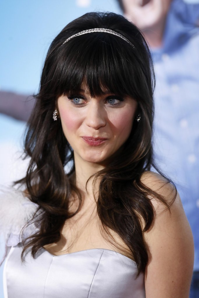 bangs-3 27+ Latest Hairstyle Trends for Women in 2020