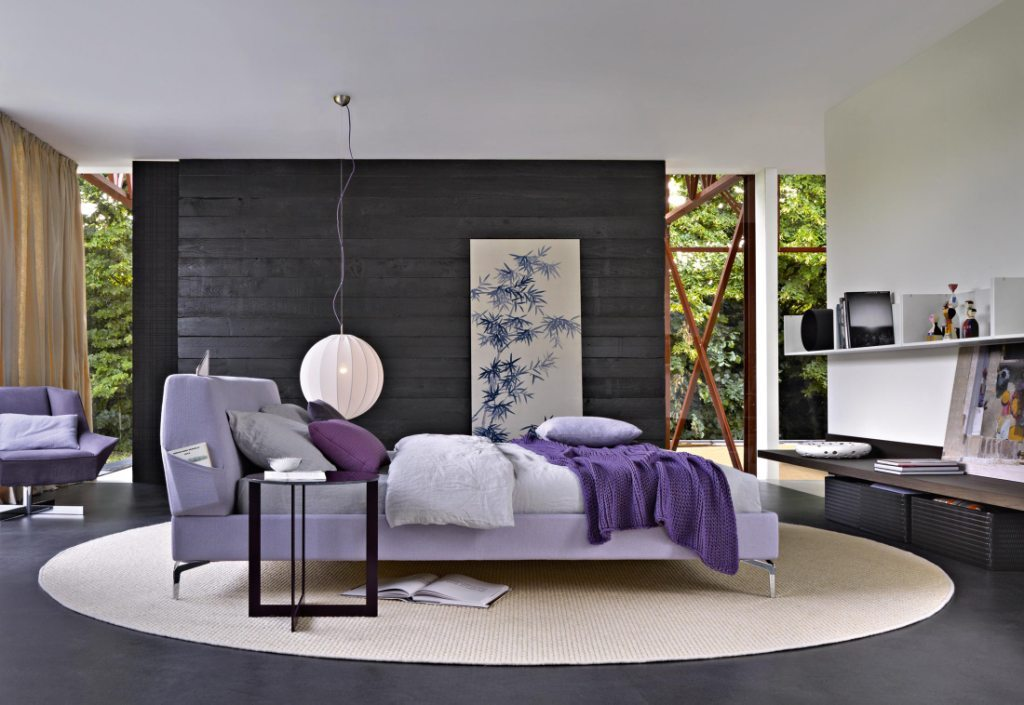 black-rooms-3 75+ Latest & Hottest Home Decoration Trends in 2020
