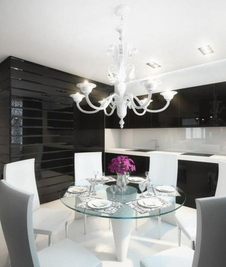 black-rooms-5 75+ Latest & Hottest Home Decoration Trends in 2020