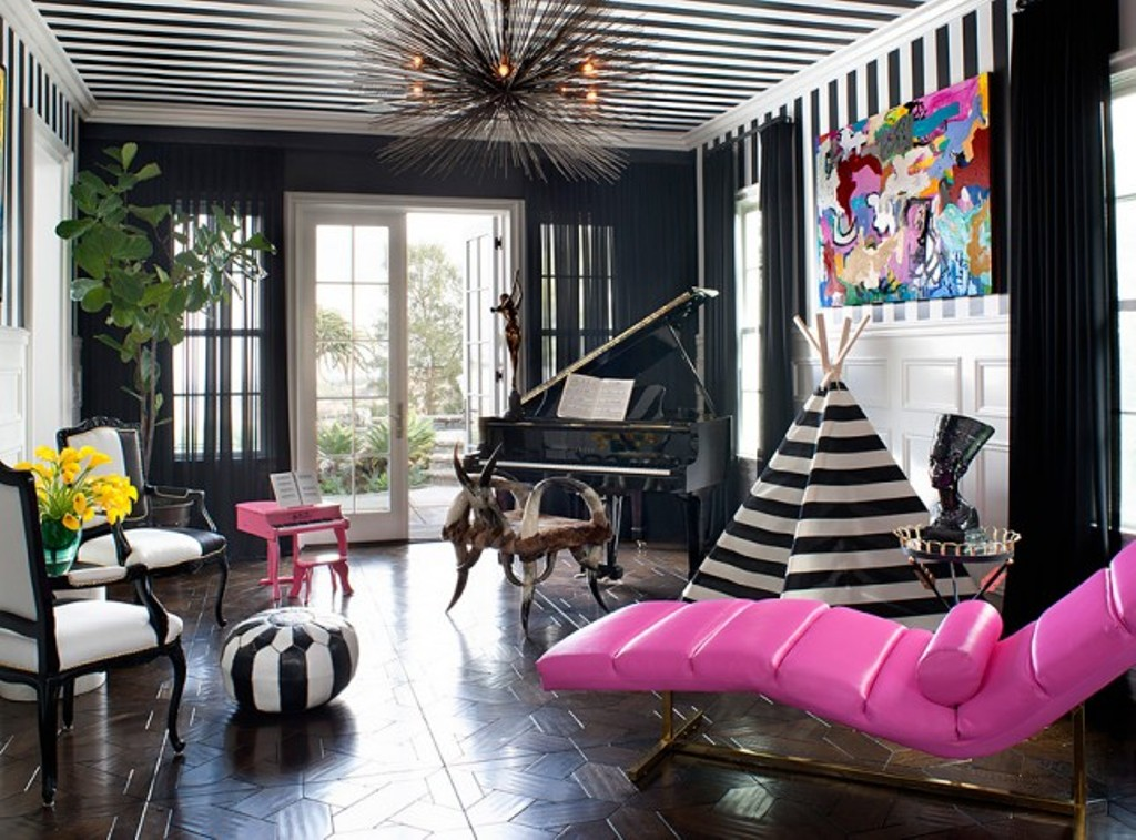 black-rooms-8 75+ Latest & Hottest Home Decoration Trends in 2020