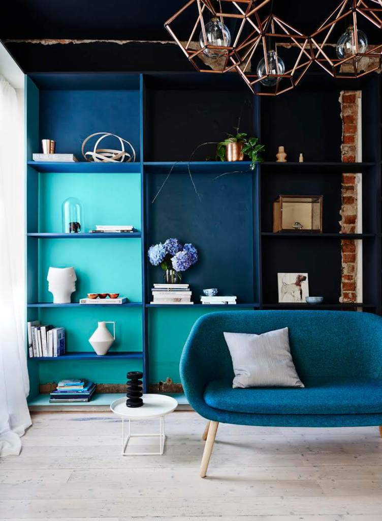 blue-rooms-1 The Latest & Hottest Home Decoration Trends in 2017