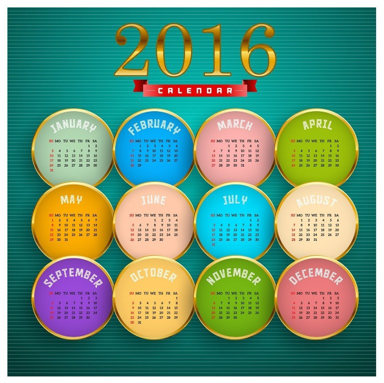 calendar-2016-11 64 Breathtaking 2016 Printable Calendar Templates
