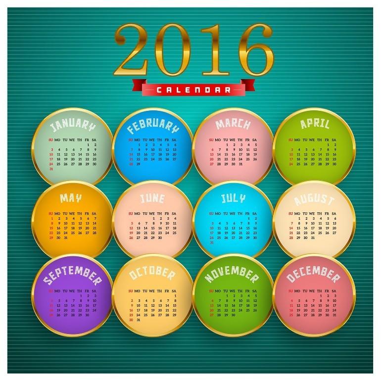 calendar-2016-11 64 Breathtaking 2018 Printable Calendar Templates