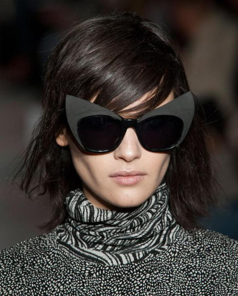 cat-eye-sunglasses-2 57+ Newest Eyewear Trends for Men & Women 2019