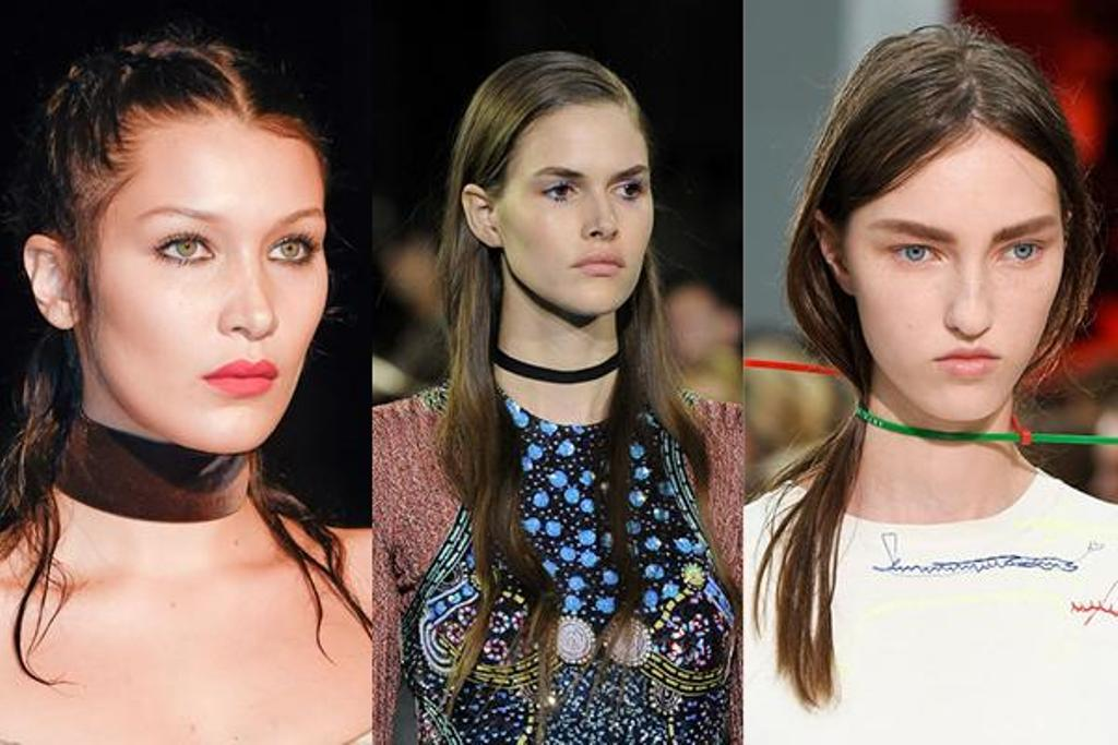 chokers-4 65+ Hottest Jewelry Trends for Women in 2020