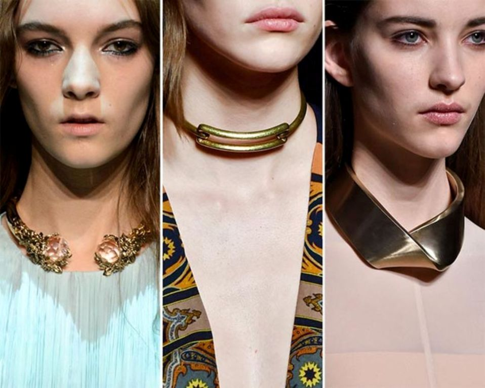 chokers-5 The Hottest Jewelry Trends for Women in 2017