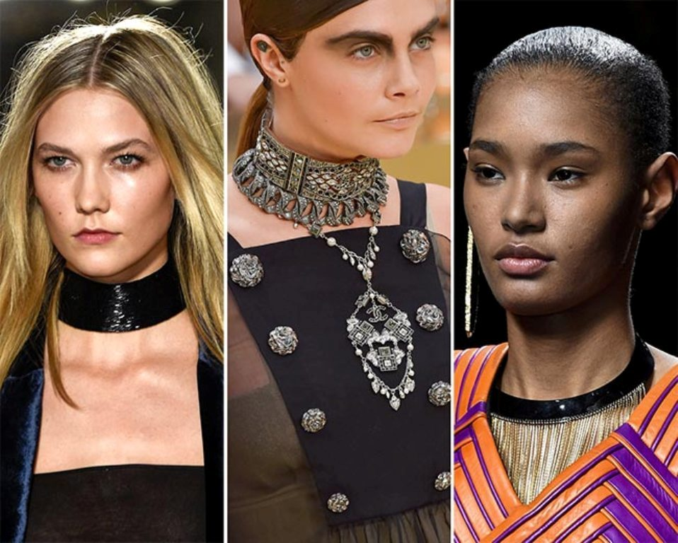 chokers-6 The Hottest Jewelry Trends for Women in 2017