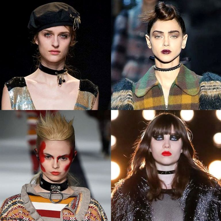 chokers-7 The Hottest Jewelry Trends for Women in 2017