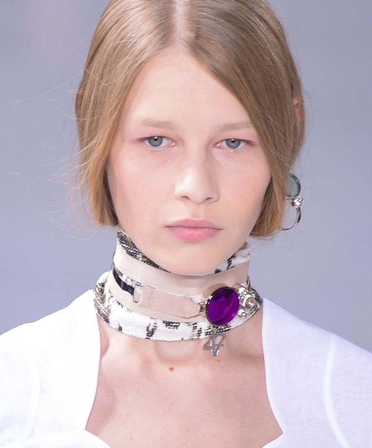 chokers The Hottest Jewelry Trends for Women in 2017