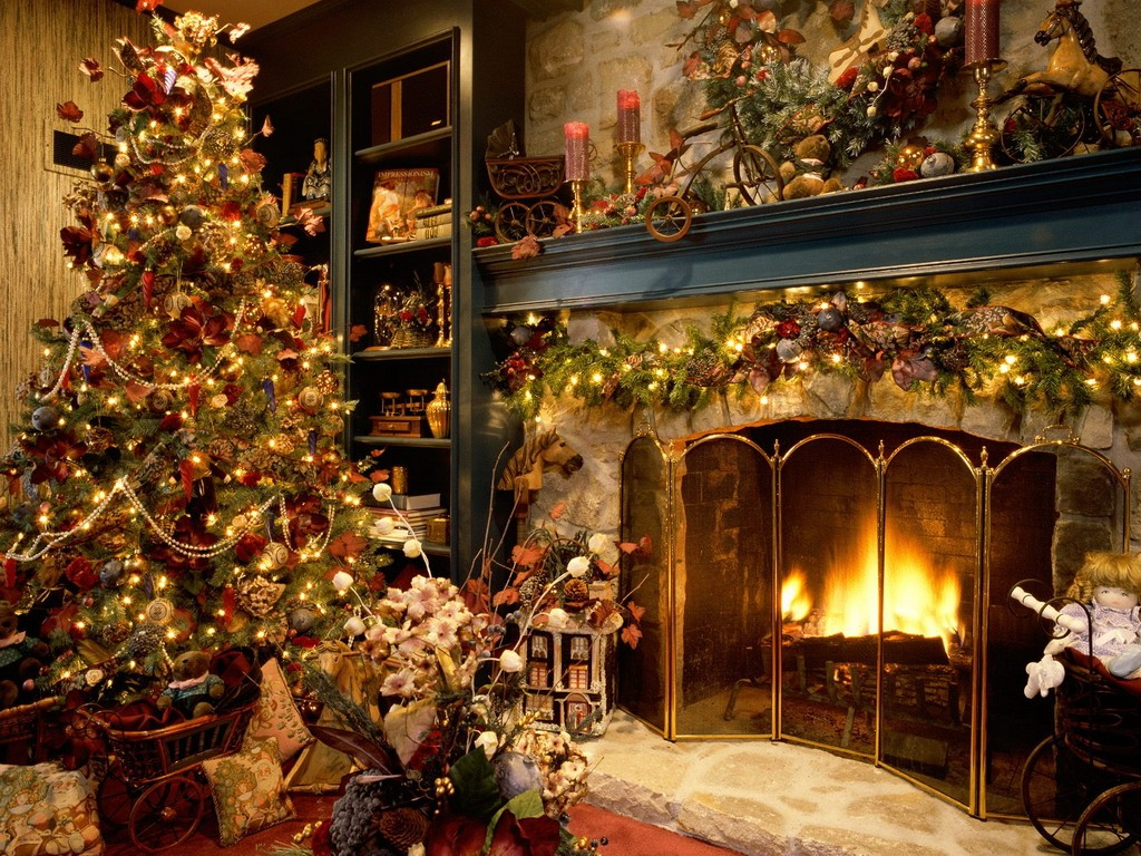 christmas-decoration-2016-11 69 Stunning Christmas Decoration Ideas 2018-2019