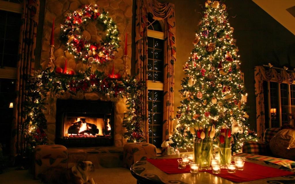 christmas-decoration-2016-14 69 Stunning Christmas Decoration Ideas 2019