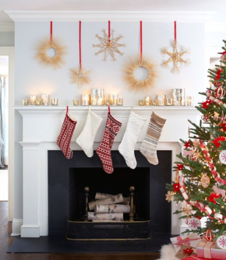 christmas-decoration-2016-24 69 Stunning Christmas Decoration Ideas 2018-2019