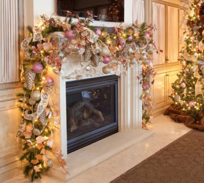 christmas-decoration-2016-28 69 Stunning Christmas Decoration Ideas 2018-2019