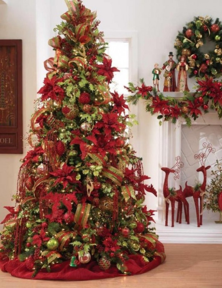 christmas-decoration-2016-3 69 Stunning Christmas Decoration Ideas 2020