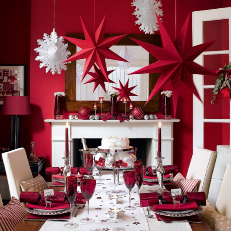 christmas-decoration-2016-34 69 Stunning Christmas Decoration Ideas 2018-2019